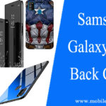 Samsung Galaxy M21 Back Cover