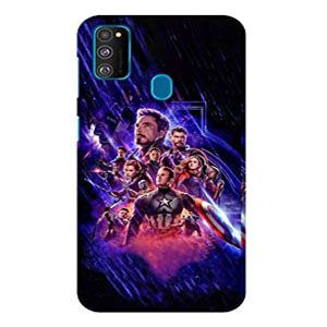 samsung galaxy m21 back cover avengers 1