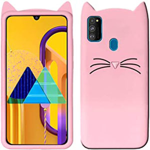samsung galaxy m21 back cover for girls 1