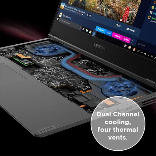 Lenovo Legion Y540 laptonp colling fan